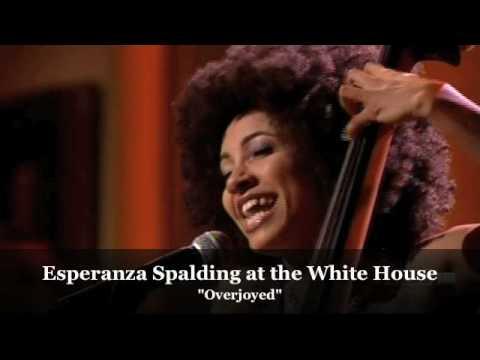 Esperanza Spalding – Overjoyed