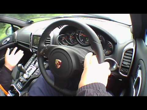 Porsche Cayenne 3.0 2012 Test Drive (Not Top Gear) EXCLUSIVE.