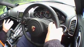 Porsche Cayenne 3.0 2012 Test Drive (Not Top Gear) EXCLUSIVE.