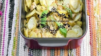 Sitruunainen broileri-perunavuoka - Yhteishyvä-blogi