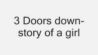 Nine Days - Story of a girl (lyrics)