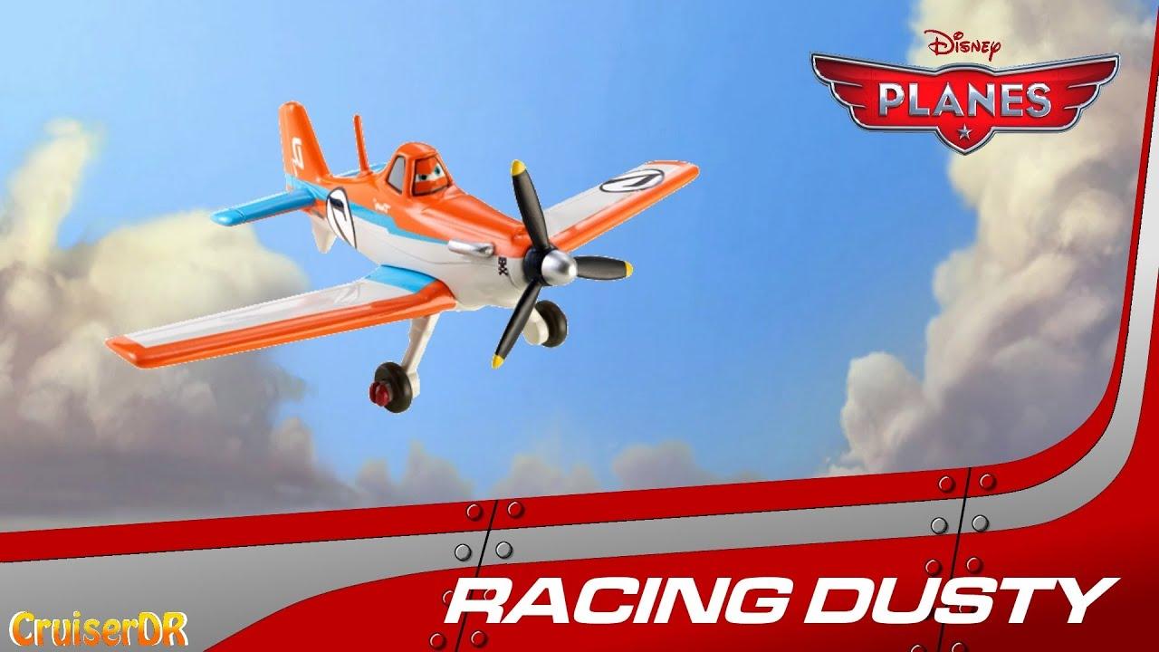 disney planes 2013 diecast racing dusty crophopper 155