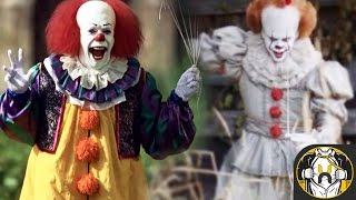 Comparing Pennywise, New and Old | Stephen King's IT