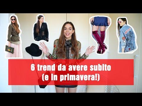 TENDENZE INVERNO 2017.. di moda anche la prossima primavera! | 6 trend 2017 da non perdere!
