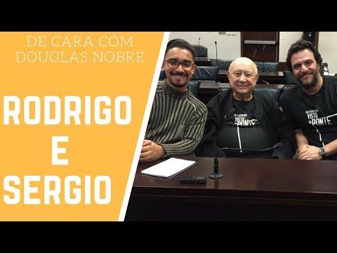 Rodrigo Lombardi e Sérgio Mamberti dão aula de SER HUMANO I De Cara com Douglas Nobre