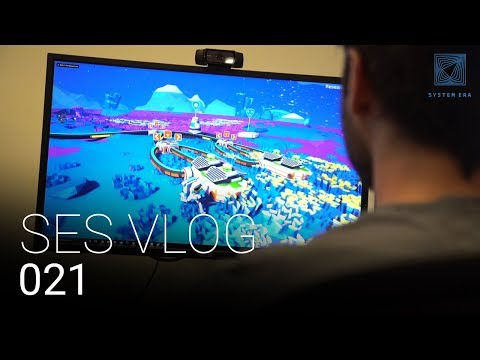 Weather, Space Snails, Q&A - SES Vlog 021