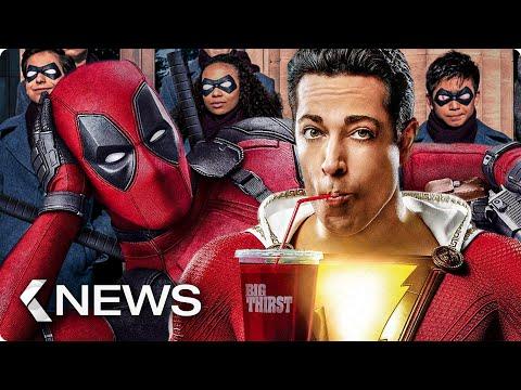 Avatar 2, Umbrella Academy 2, The future of Deadpool movies... KinoCheck News