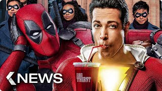 Avatar 2, Umbrella Academy 2, The future of Deadpool movies... KinoCheck News