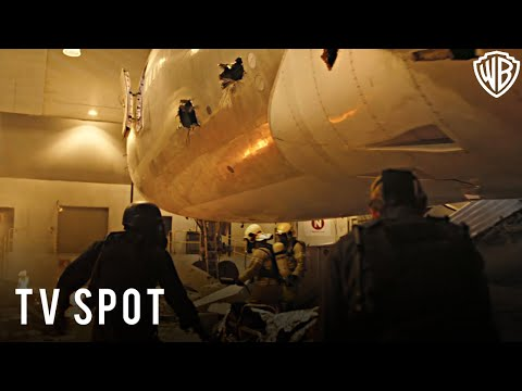 "TENET (2020) Official TV Spot ""Inverted Plane"" – John David Washington, Robert Pattinson Movie"
