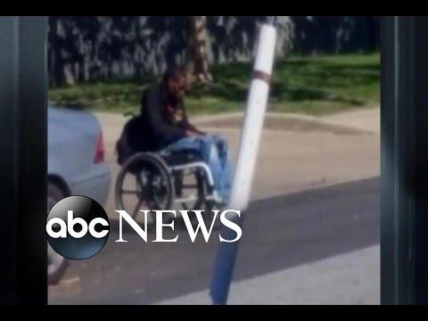 Police Shooting Leaves Man in Wheelchair Dead