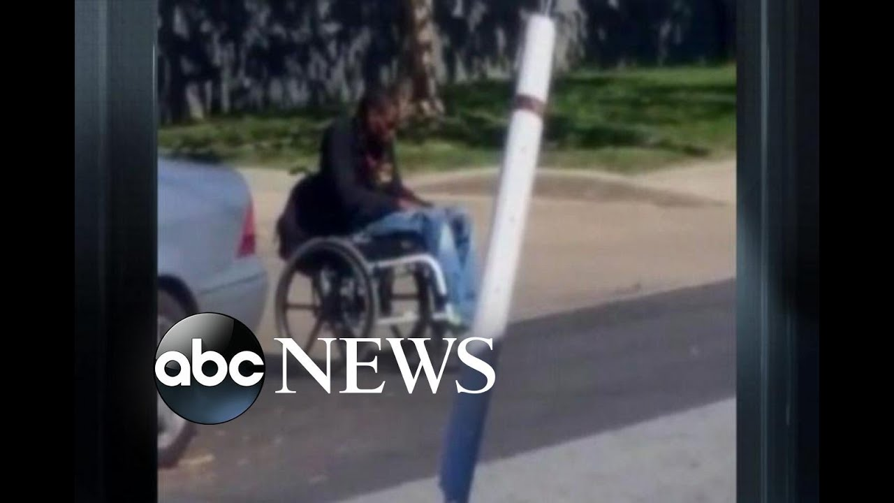 Police Shooting Leaves Black Man ((IN WHEELCHAIR)) Dead. 2015