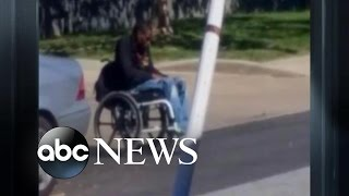 Police Shooting Leaves Man in Wheelchair Dead