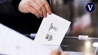 Candidatos, jugadores y exjugadores votan en las elecciones a la presidencia del FC Barcelona