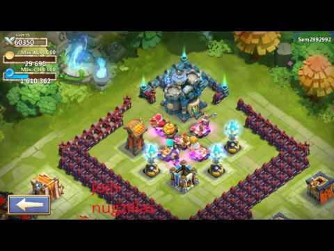 Castle Clash Come Join Guild Nugzillas