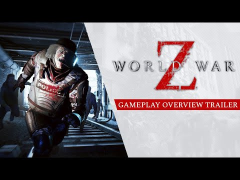World War Z - Gameplay Overview