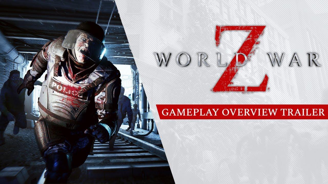 World War Z Game: Release Date, Trailer, News, and Details | Den of Geek
