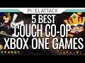 5 Best Couch Co-op Xbox One Games