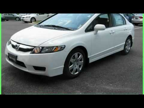 2010 Honda Civic Sdn Shelby NC