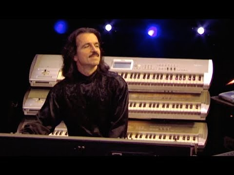 """Yanni – FROM THE VAULT  """"IF I COULD TELL YOU� Live (HD/HQ) REMASTERED - Never released before"""