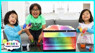 RainStorm Easy DIY Science Experiment For Kids