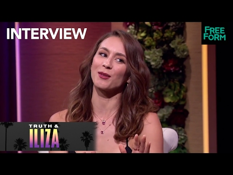 Troian Bellisario's Lost Phone Goes To Coachella | Truth & Iliza | Freeform