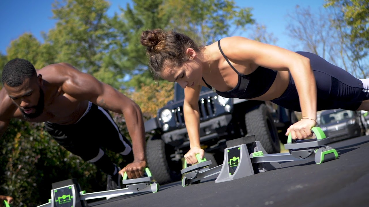 Push Up Machine video thumbnail