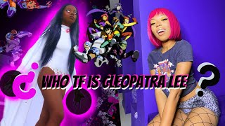 HALLOWEEN RECAP & WHO TF IS CLEOPATRA LEE
