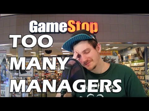 Tales From Re My Many Gamestop Managers