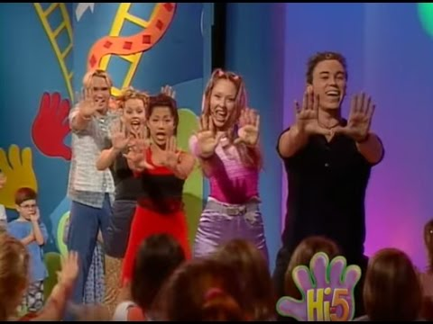 Hi-5 Season 1 Episode 1