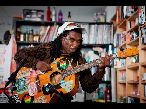 Brushy One String: NPR Music Tiny Desk Concert