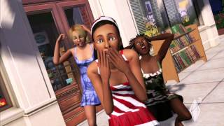 The Sims 3 PC 2009 Gameplay