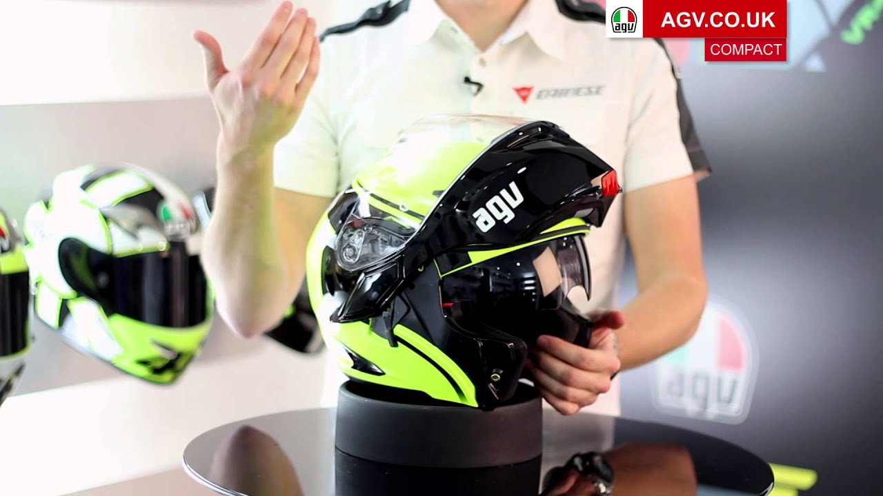 AGV Compact ST Vermont S