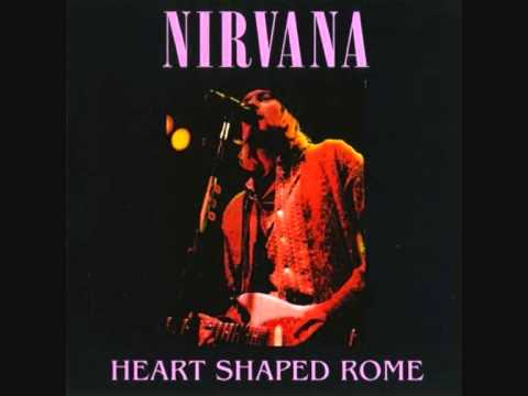 Nirvana - Heart Shaped Rome Live 1994 FULL LONGPLAY (BOOTLEG)