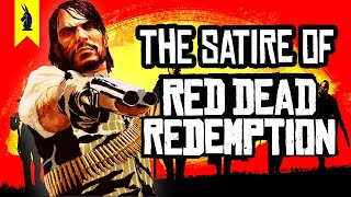 Was Civilization Worth It? – The Satire of Red Dead Redemption – Wisecrack Edition