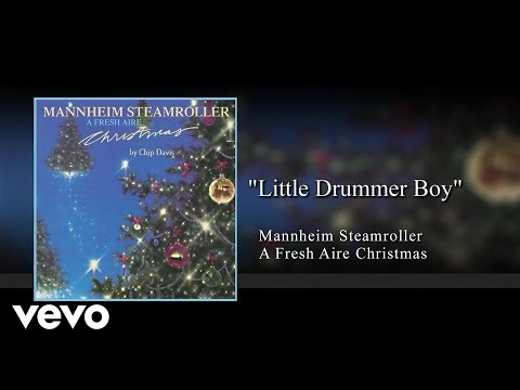 Mannheim Steamroller - Little Drummer Boy (Audio)