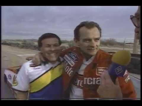 Drag Racing 1990 NHRA Arizona Nationals PRO STOCK Final
