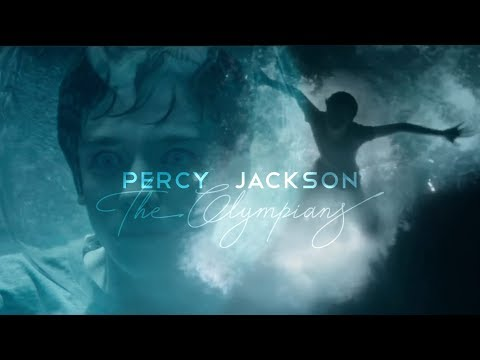 percy jackson & the olympians.