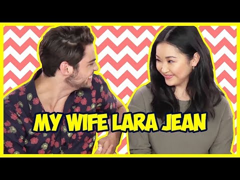 To All The Boys Ive Loved Before Cast - FUNNY MOMENTS ON THE SET