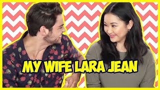 Baixar 'To All The Boys I've Loved Before' Cast - FUNNY MOMENTS ON THE SET
