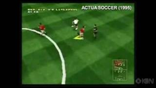 FIFA Soccer 11 PS3 Video- The History of Football Games