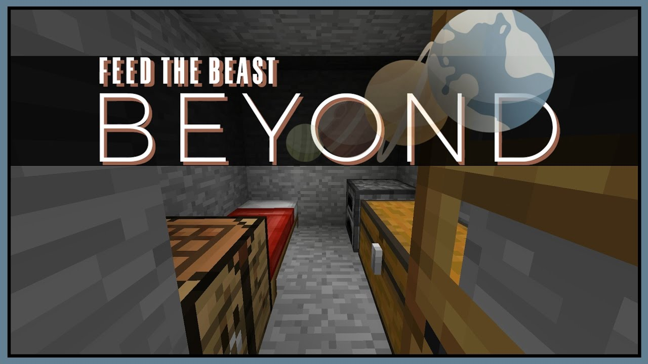 how to add ftb beyond to a server