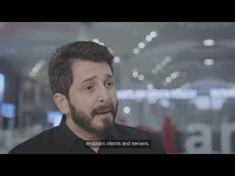 Istanbul Grand Airport uses Cisco AMP to become the world's largest airport