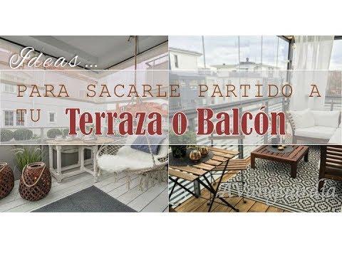 Como Decorar Un Balcón O Terraza Pequeña Ideas Para Balcones Y Terrazas Avanguardia
