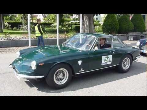 Johann Lafer im Rennwagen / Stromburg Classic 2012 (HD) TEIL 1 von 2
