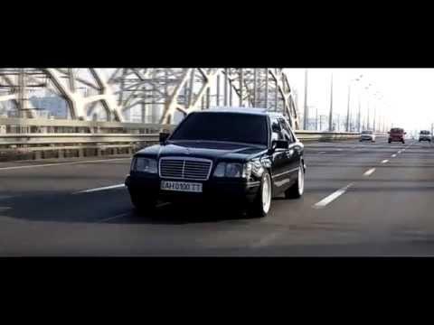 Mercedes W124 Тест-драйв (PRO100Drive - Легенды 90х )