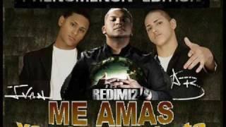 Redimi2 Me Amas (Version Bachata)