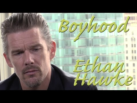 DP/30: Boyhood, Ethan Hawke