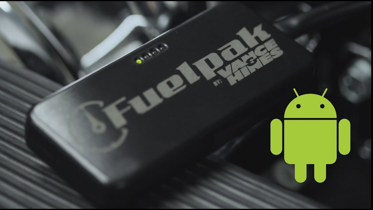 Vance & Hines FuelPak FP3 Android Instructions