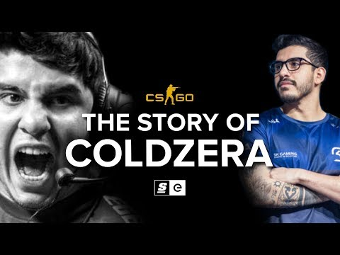 The Story of Coldzera: The Brazilian Terminator CS:GO