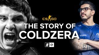 The Story of Coldzera: The Brazilian Terminator (CS:GO)